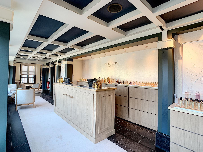 Rénovation du SPA du Grand Hotel Bordeaux